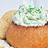 Three Cheese and Herbs Dip